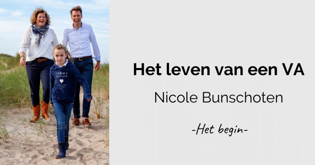 Leven van een VA - header Nicole